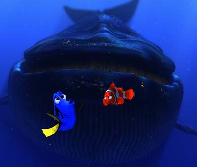 as Dory proves it, some things are worth the effort!